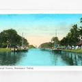 Canal Scene, Narsapur Taluq