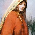 A Cashmere Lady