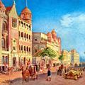 Clive Street, Calcutta