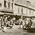 The Copper-smith's Bazaar, Peshawar City