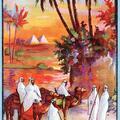 Eid Mubarak Pyramids
