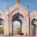 Hoseinabad Gateway, Lucknow.