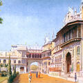 Bhopal Palace, Main Entrance