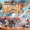 Lucknow, Indian Mutiny, 1857