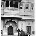 Jaipur Palace - Inner Portion - H.H. The Maharaja