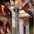 Jaipur. The Holy Shrine of Singhji.