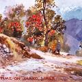 Springtime on Jakko, Simla