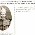 Jemadar Mir Dast, V.C., I.O.M.