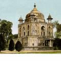 The Mausoleum - Khusru Bagh. Allahabad.