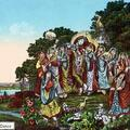 Krishna's Great Dance