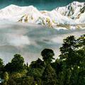 Darjeeling. Kangchenjunga. No. 1