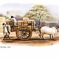 Loading a Bombay Cart