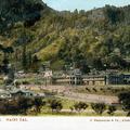 View of Mali Tal. Nainital.