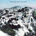 Murree from Pindi Point (snow)