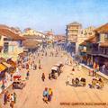 Native Quarter, Null Bazaar, Bombay