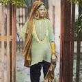 A Punjabi Lady (Before marriage)