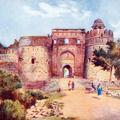Delhi. Old Fort.