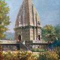 Temple at Ramnagar, Benares