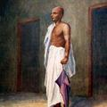 Chetty Rice Merchant and Money Lender. Ceylon