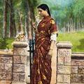 Rukmoni - The Famous Madras Beauty - Rangoon