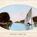 Canal Scene in Tamaku Taluq