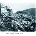 Simla, looking towards Jakho