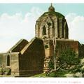 Ancient Temple on the Takht Hill. B.C. 200. Kashmir