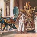 Ceylon. Hindoo God Siva.