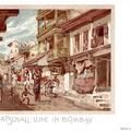 The Tatschali Line in Bombay
