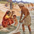 An Indian Washing Day