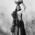 Water Maid. Jaipur.
